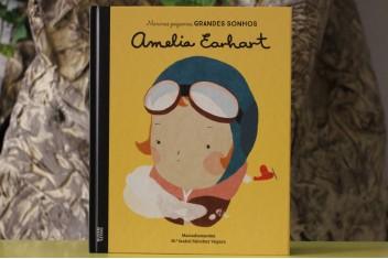 Amelia Earhart - Meninas Pequenas, Grandes Sonhos