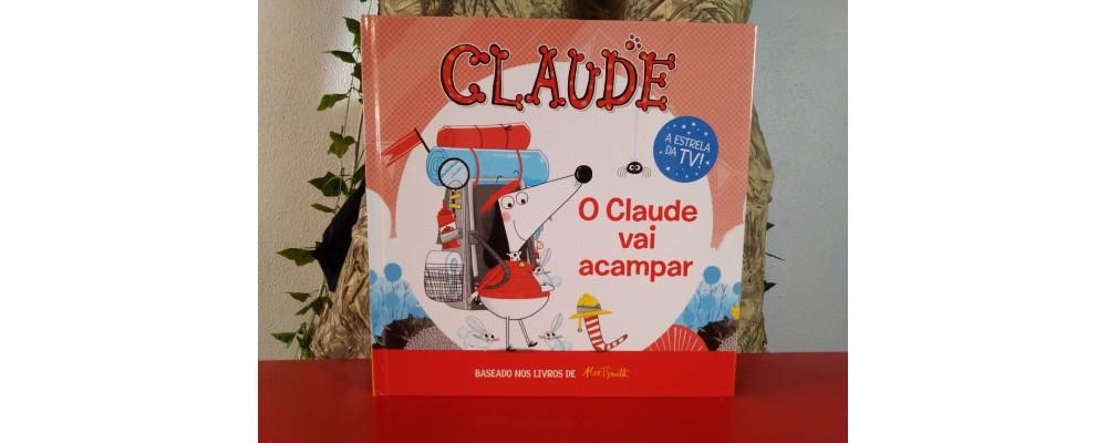 Claude - O Claude Vai Acampar