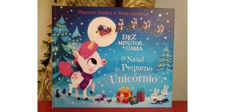 Dez Minutos... e Cama, o Natal do Pequeno Unicórnio