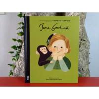 Jane Goodall - Meninas Pequenas, Grandes Sonhos
