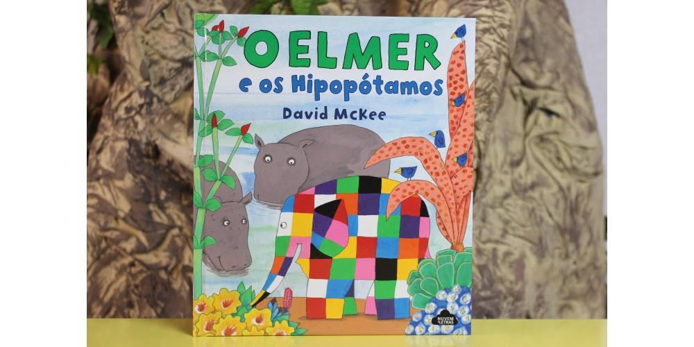 O Elmer e os Hipopótamos