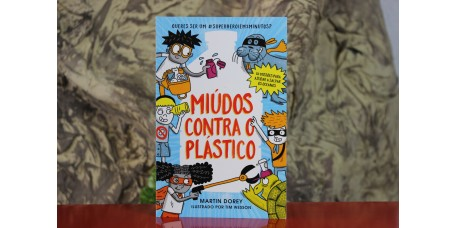 Miúdos Contra o Plástico