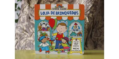 Bairro Alegre - Loja de brinquedos
