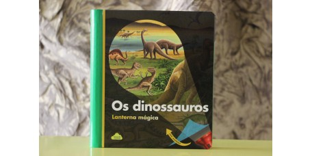 As Minhas Primeiras Descobertas - Os Dinossauros