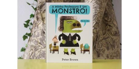 A Minha Professora é um Monstro!