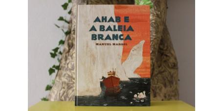 Ahab e a Baleia Branca