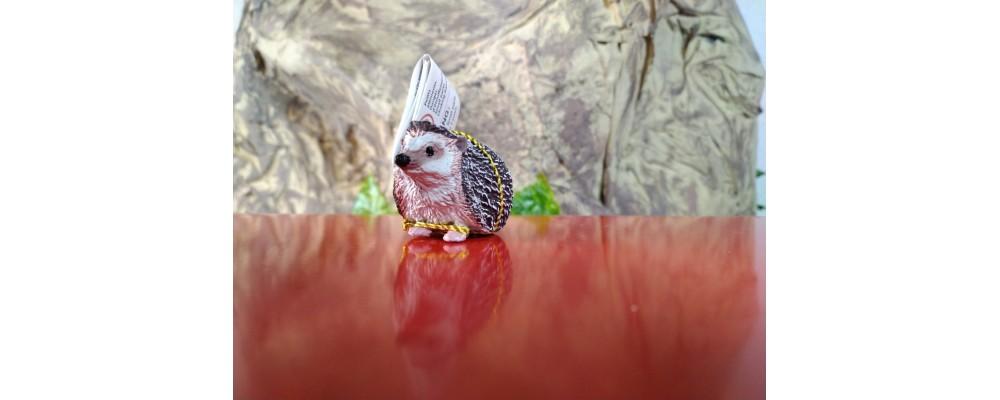PAPO - Ouriço-cacheiro