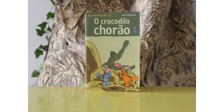 O Crocodilo Chorão - As Aventuras do Zu