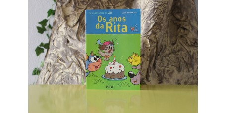 Os Anos da Rita - As Aventuras do Zu