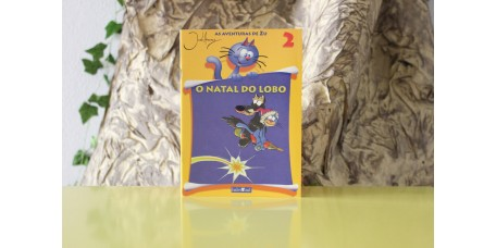 O Natal do Lobo - As aventuras de Zu #2
