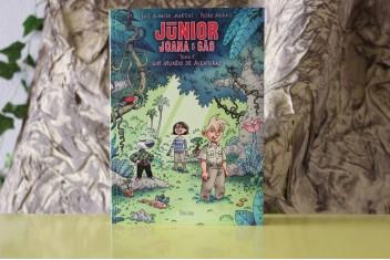 Júnior Joana & Gão - Tomo 1 Um Mundo de Aventuras