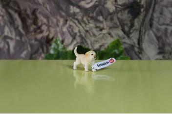 Schleich - Cria de Cão Golden Retriver