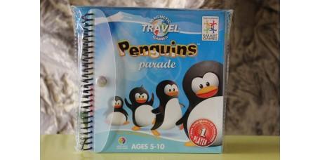 Jogo Magnético - Penguins Parade