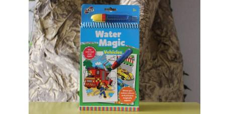 Water Magic - Veículos