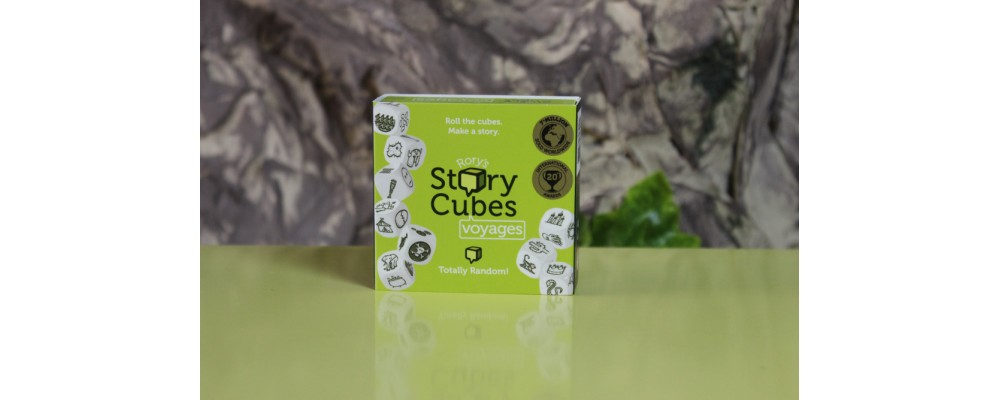 Rory's Story Cubes - Voyage