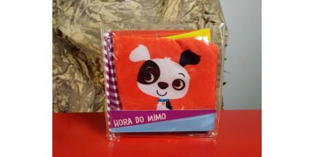 Livro de Pano Hora do Mimo - Cão
