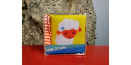 Livro de Pano Hora do Mimo - Ovelha