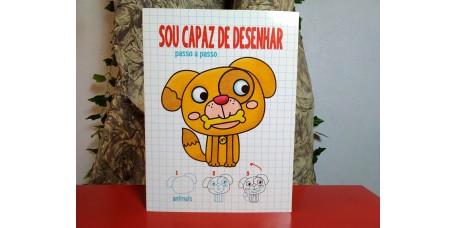 Sou Capaz de Desenhar - Cão
