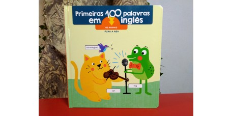 Os Animais - Primeiras 100 palavras em inglês
