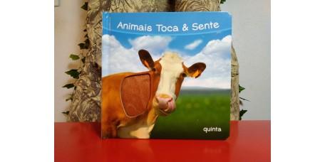 Toca & Sente - Animais da Quinta