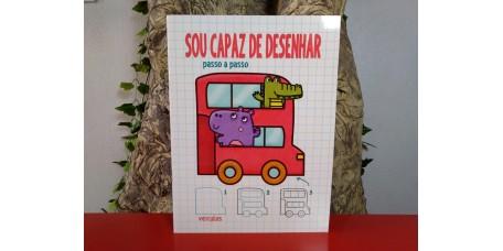 Sou Capaz de Desenhar - Autocarro