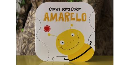 Cores para Colar - Amarelo