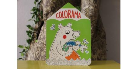 Colorama - Urso Verde