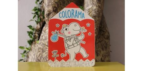 Colorama - Hipopotamo Vermelho