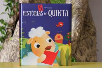 5 Fabulosas Histórias da Quinta - Vol. 2