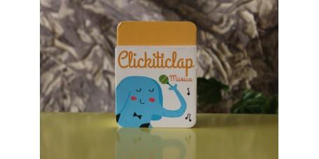 Clickiticlap - Música