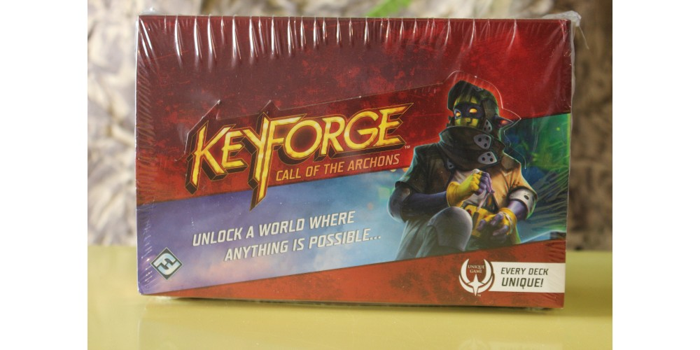 Keyforge - Call of the Archons - Display Box