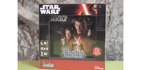 Star Wars Timeline - Episódio 1, 2 e 3