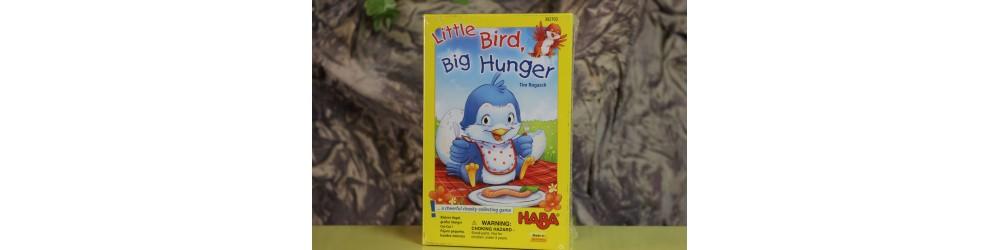 Pequeno Pássaro, Grande Fome