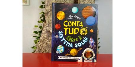 A Drª Maggie Conta Tudo sobre o Sistema Solar