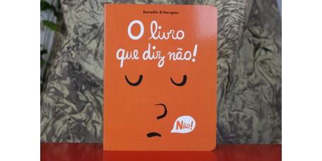 O Livro que Diz Não!