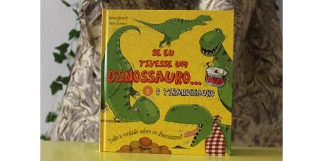 Se Eu Tivesse um Dinossauro 2 - O Tiranossauro