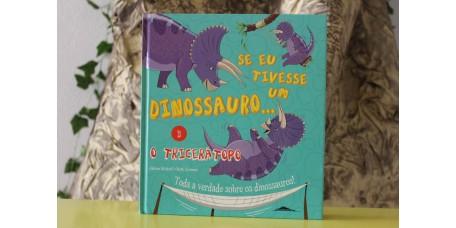 Se Eu Tivesse um Dinossauro 3 - O Tricerátopo