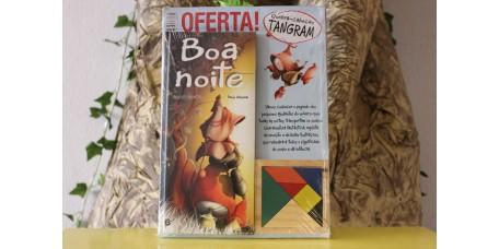 Boa Noite + puzzle tangram