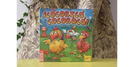 COCORICÓ COCOROCÓ!