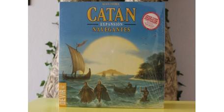 Catan Navegantes - Expansão