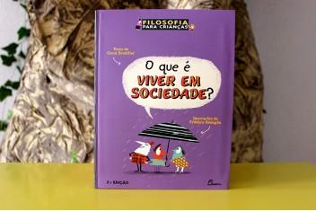 O que é viver em sociedade? - Filosofia para crianças