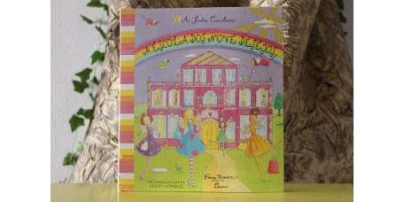 A Fada Carolina - A Escola dos Nove Desejos