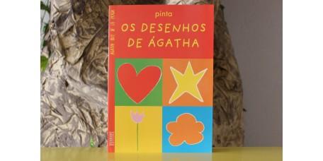 Pinta os Desenhos de Agatha