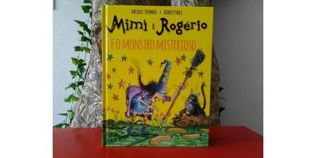 Mimi e Rogério - O Monstro Misterioso