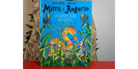 Mimi e Rogério e o Grande Safari dos Insetos
