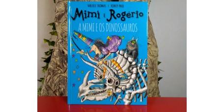Mimi e Rogério - A Mimi e os Dinossauros