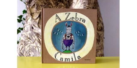 A Zebra Camila