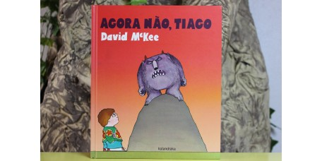 Agora não, Tiago