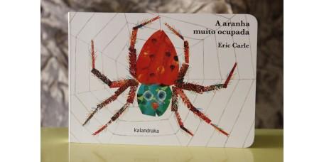 A Aranha Muito Ocupada