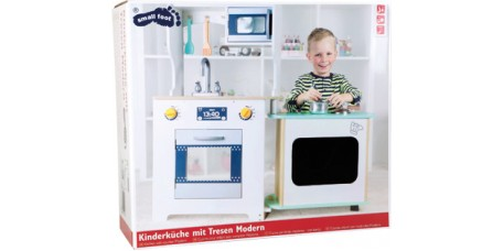 Cozinha Moderna com Balcão